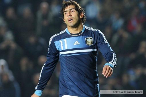 Martino convocó a Tevez para los amistosos contra Croacia y Portugal