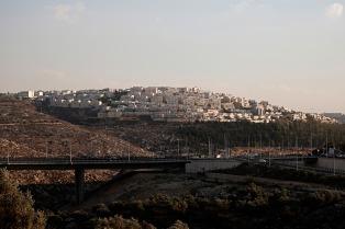 La Alcaldía de Jerusalén autorizó construir 566 viviendas en zonas ocupadas