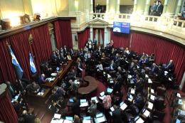 El Senado debate el proyecto de nuevo Código Procesal Penal