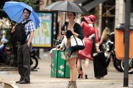 Pese a las lluvias, la temperatura llegar� a los 27 grados en Capital y GBA