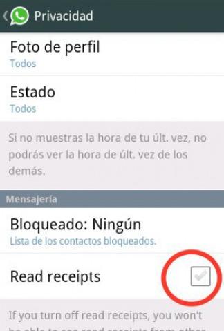 Cómo Desactivar La Doble Tilde Azul En Whatsapp Télam