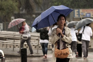 Alerta meteorológico por fuertes tormentas en Capital y centro del país