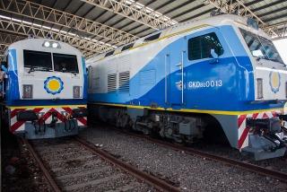 Randazzo confirmó inicio del servicio con trenes nuevos a Mar del Plata