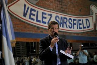 Gámez asumió como presidente de Vélez y será representante en la AFA