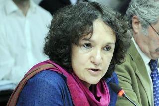 """Mara Brawer: """"Bonadio tiene miedo de que se le acabe la impunidad"""""""