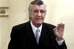 """El titular del PJ, José Luis Gioja, dijo que la detención de Milagro Sala es """"absolutamente ilegal"""""""