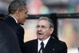 Cuba y EE.UU anuncian �avances� en el diálogo diplomático