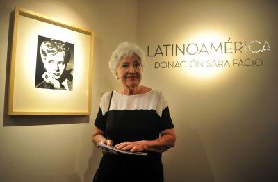 El lado coleccionista de Sara Facio - Télam