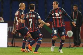 Tinelli le tiene fe a San Lorenzo y le gusta no ser favorito ante el Madrid
