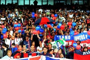 Suspendieron por las lluvias el partido entre San Lorenzo y Atlético de Tucumán