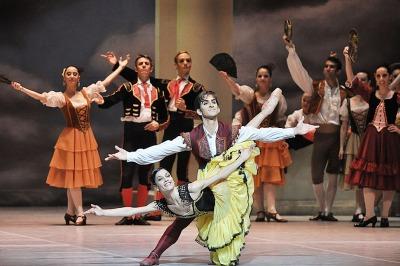 Ltima funci n de don quijote en el teatro argentino de la for Las ultimas noticias del espectaculo argentino