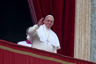 """Francisco dijo sobre los conflictos en medio Oriente y África: """"Hay muchas lágrimas en esta Navidad"""""""