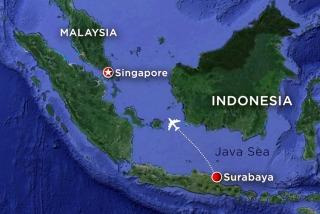 Ya recuperaron 34 cuerpos del avión de AirAsia siniestrado en Indonesia