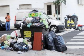 Legisladores le reclaman a Macri por la falta de recolección de residuos