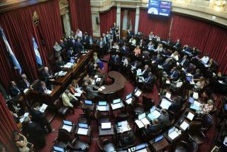 Senado: ingresó el proyecto para reformar el sistema de inteligencia