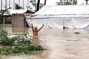 Aumentan a 85 la cifra de muertos por la tormenta Usman