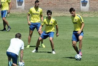 Boca Juniors comienza la pretemporada en Tandil con un triple turno