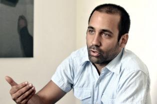 Itaí Hagman lanza su campaña para competir con Filmus y Moreno