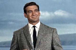 """Murió Rod Taylor, protagonista de """"Los pájaros"""" de Hitchcock"""