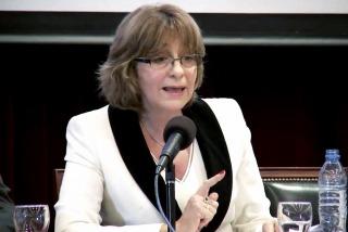 Gils Carbó aseguró que la Unidad Fiscal Especial seguirá con la causa AMIA