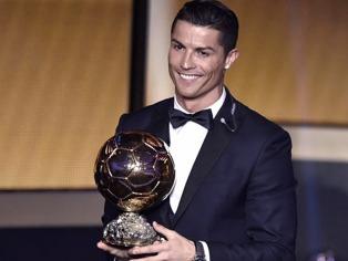 Cristiano Ronaldo destronó a Messi y consiguió su cuarto Balón de Oro