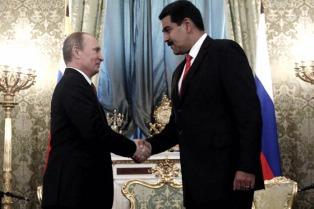 """Maduro concederá a Putin el Premio """"Hugo Chávez a la Paz"""""""