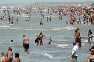 Villa Gesell registra un incremento de turistas del 10%