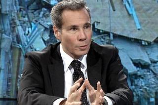 El fiscal Nisman ocultó a su familia el motivo de su regreso a Buenos Aires