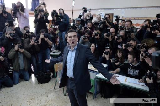 Grecia: La izquierda gana los comicios y podría obtener la mayoría absoluta