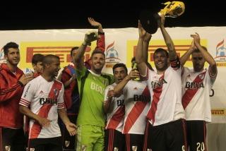 River avasalló a Independiente y se quedó con la Copa de Oro