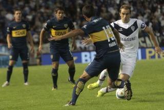 Boca derrotó a Vélez en Mar del Plata y accedió a la fase de grupos de la Copa
