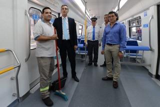 El 9 de febrero estarán renovados todos los ramales de la línea Mitre