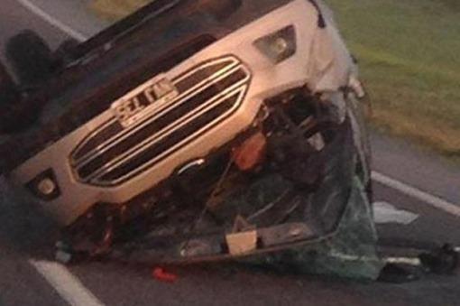 Hubo 12 muertos y 14 heridos en cinco accidentes ocurridos en rutas bonaerenses