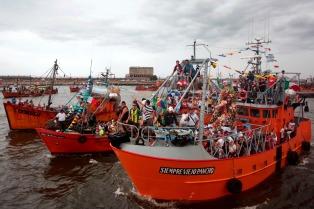 Macri anunció facilidades para la renovación de la flota de buques de pesca con permisos vigentes