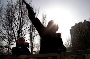 Putin, Merkel y Hollande alertan sobre la escalada de violencia en Donbass