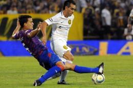 El Chelito Delgado fue suspendido un año por la Conmebol por doping