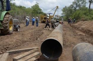 Adjudican la provisión y transporte de cañerías para la ampliación de gasoductos por $596 millones