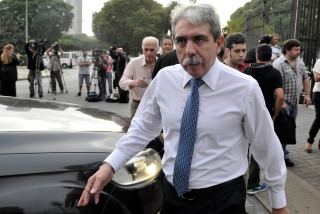 Aníbal Fernández negó que existan presiones del Ejecutivo al Poder Judicial