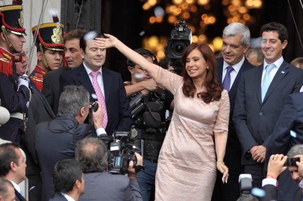 Ante la Asamblea Legislativa, Cristina anunció el envío de cuatro proyectos de ley claves para el crecimiento económico