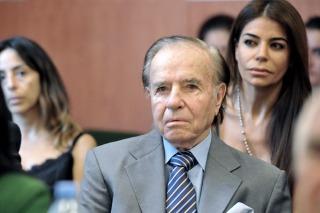 Menem se negó a declarar en el juicio por el encubrimiento del atentado a la AMIA
