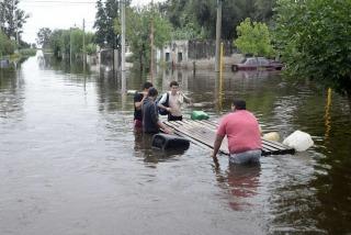 Nuevas lluvias complican la situación en Córdoba: hay unos 700 evacuados