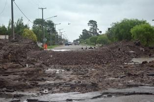 Relevaron 1.800 kilómetros de caminos afectados en el sur de Córdoba