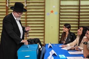 Aceptaron la candidatura de un ultraderechista y rechazan la de un partido árabe