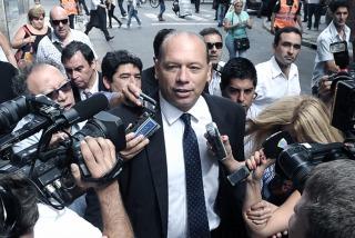 Berni criticó a la Justicia por permitir el ingreso de los Barras a la Bombonera