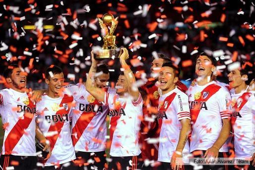 River se burla de la Copa Argentina peeeeeroo...