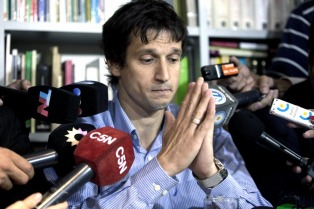 """Lagomarsino aseguró que su detención """"sería injusta"""""""