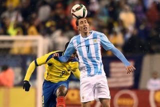 La Selección le ganó a Ecuador y toma confianza para la Copa América