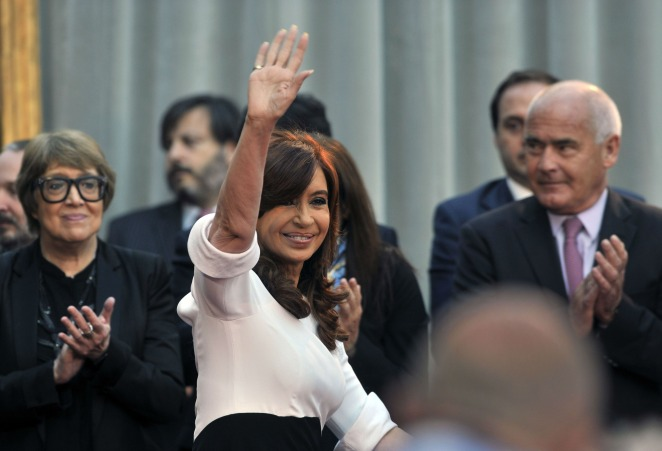 La Presidenta anunció una inversión de 600 millones de dólares de Renault y Nissan en el país