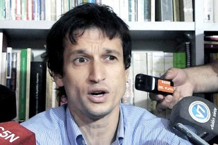 Indagan a Lagomarsino como sospechoso por la muerte de Nisman