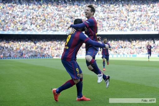 Barcelona empató 2-2 ante Deportivo La Coruña
